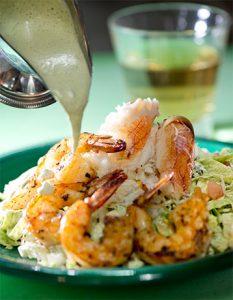 I Hear The Ocean Fresh Salad