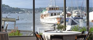 Lake Union Views From Dukes Dockside