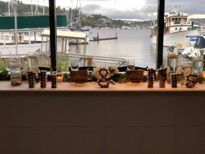 Dockside Buffet Lake Union View