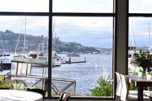 Dockside View Lake Union Seattle