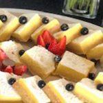 Dockside Lemon Bars Dessert