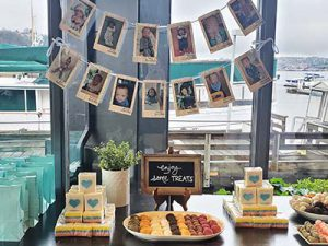 Dockside Birthday Party Event