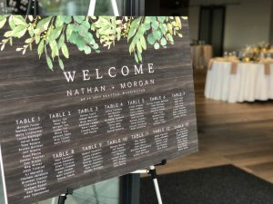 Welcome Party Sign